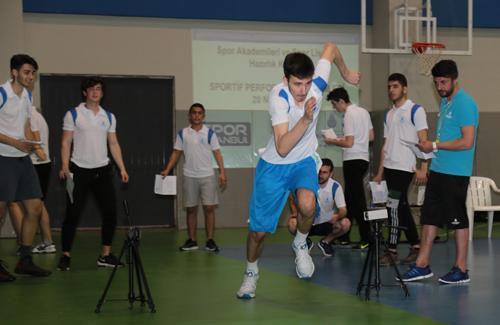 Spor Akademisine Hazırlık Kursu